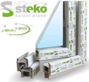 Оптимальный выбор: металлопластиковые окна Steko в Запорожье