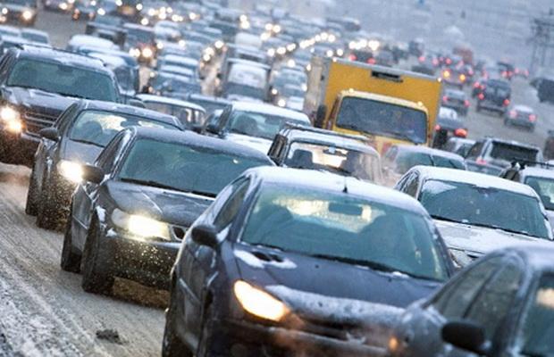 Автомобиль в Украине стал роскошью