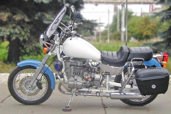 мотоцикла Урал-9