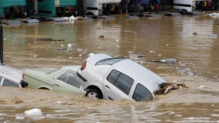 Как распознать автомобиль, побывавший в воде?
