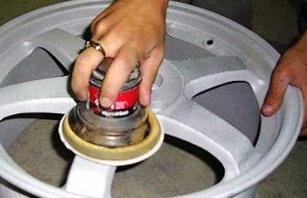 Правка и раскатка колесных дисков