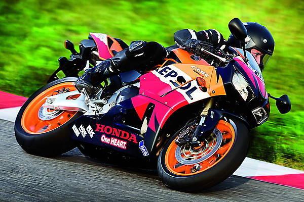 мотоциклы хонда-23