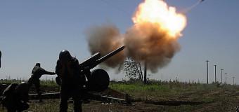 Вооруженные силы Украины трижды открыли огонь по Донецкой республике