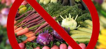 Украина запретила поставку 43 российских товаров