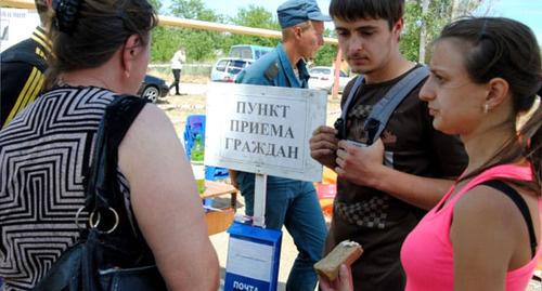 «Обдолбанные укропы устраивают охоту на женщин». Беженцы из Украины о жизни в оккупации