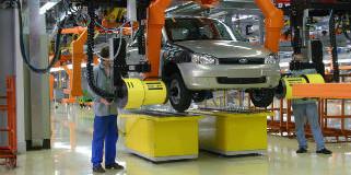 АвтоВаз хочет достичь уровня 20% на автомобильном рынке страны