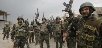 Новости Алеппо сегодня: армия Сирии полностью контролирует ат-Тыба