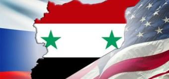 Россия предлагает США урегулировать сирийский конфликт по конкретной схеме