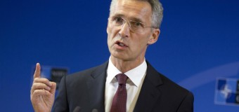 Бомбардировка Сирии Россией — Комментарии генсека НАТО