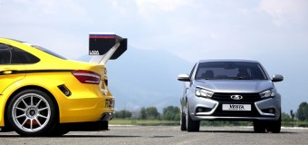 Лада Веста спорт — 150 сильная новинка от Автоваза