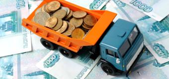 Законопроект об отмене налога с грузовиков и большегрузов еще не принят