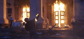 Фильм «Украина: Маски революции» с переводом субтитров на Русский