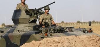 Новости ИГИЛ: Сирийские повстанцы начали операцию по захвату удерживаемого ИГИЛ города возле иракской границы