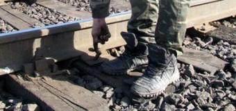 В Саратовской области стали реже воровать элементы железных дорог