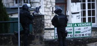 Захват школы в Париже: Террористы захватили лицей под Парижем