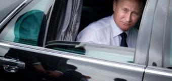 Скоро у Путина появится лимузин Кортеж