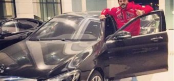 Кадыров вручил чеченским олимпийцам внедорожники Mercedes Benz