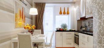 Обустраиваем обеденную зону на кухне