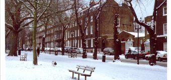 Как весело провести время в Лондоне зимой