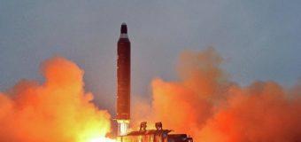 КНДР вновь провоцирует своими ракетами