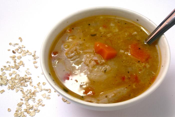легкие и быстрые супы рецепты с фото