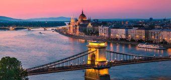 Чудеса света. Будапешт. Венгрия