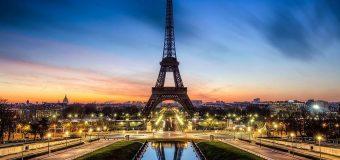 Место для любви — Paris