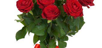 Букеты из самых ярких цветов на заказ