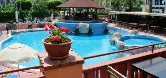 Begonville beach hotel 4 Мармарис