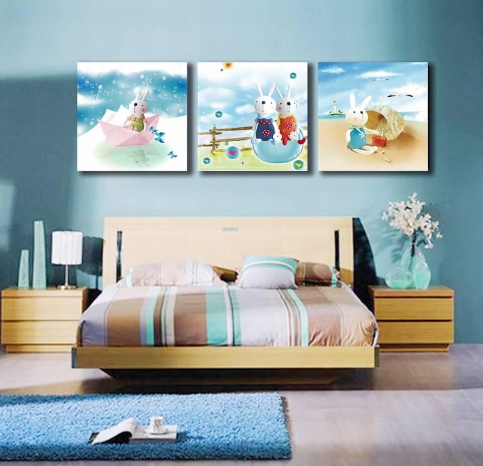 Картина в комнату девочки своими руками 50