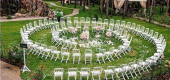 Подготовка к свадебной церемонии: раскладываем по полочкам