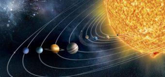 Поговорим о интересном из мира Космоса