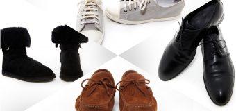 Выбор удобной и правильной обуви