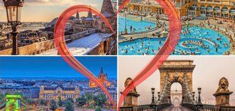 Прага, Будапешт — истинные европейские города