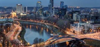 Прекрасные две столицы — Минск и Вильнюс