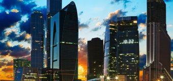 Удивительная и масштабная Москва