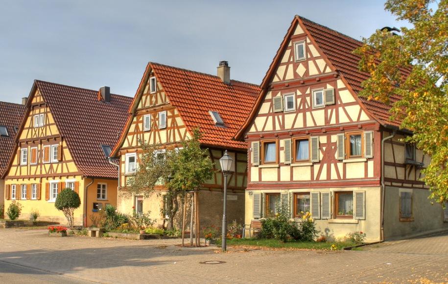 Покупка недвижимости за границей. Дома в Германии