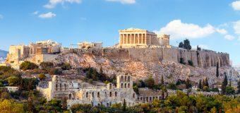 Первое знакомство с Грецией. Обзорная экскурсия по Афинам