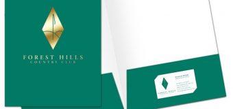 Хранение документов. Папки с логотипом на заказ