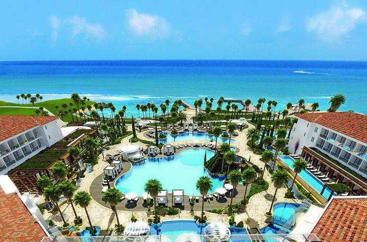 Лучшие отели «Всё включено» 4 и 5 звёзд на Кипре
