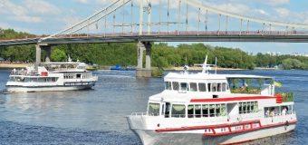 Аренда теплоходов, яхт и катеров в Киеве