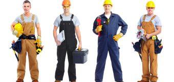 Спеодежда для рабочих. Каски защитные