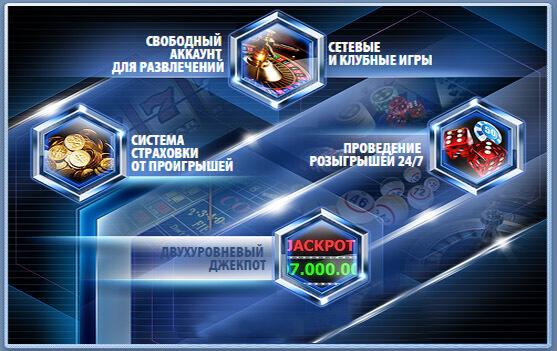 Преимущества Champion Casino