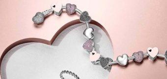 Ювелирные украшения в SilverLand. Браслеты и шармы серебряные