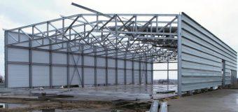 Быстровозводимые здания. Строительство из металлоконструкций «под ключ» в Украине