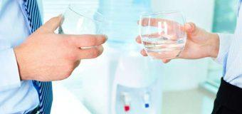 Регулярная доставка воды в офис