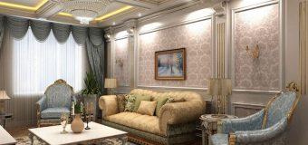 Организация элитного ремонта квартиры под ключ