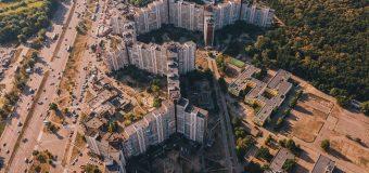 Современные новостройки на Теремках и история массива