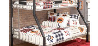 Двухъярусные кровати: идеальная оптимизация пространства
