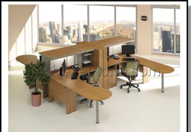 Шикарная мебель для рабочей обстановки. Виды офисных столов